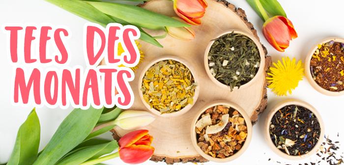 TEE-MAASS Tees des Monats