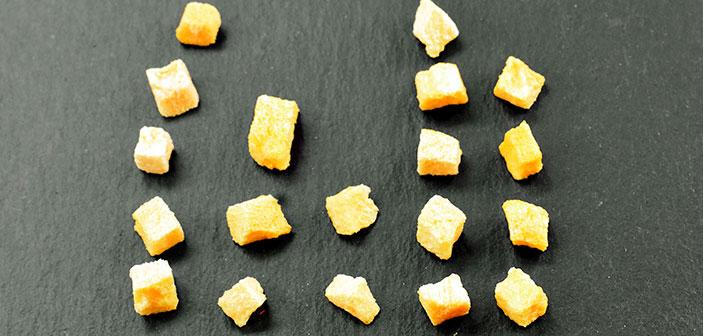 TEE-MAASS Pfirsichstücke