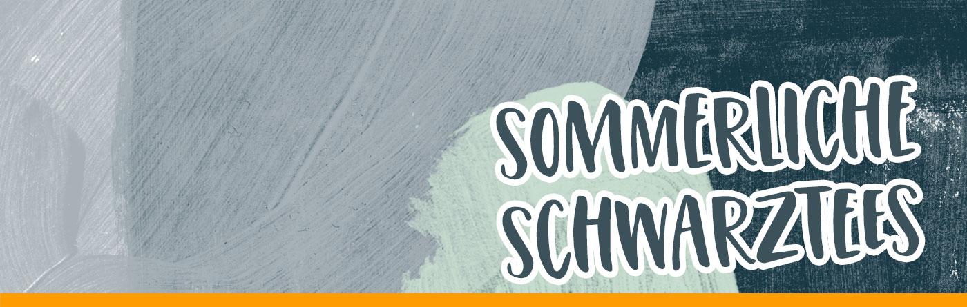 TEE-MAASS - Sommer Schwarztees