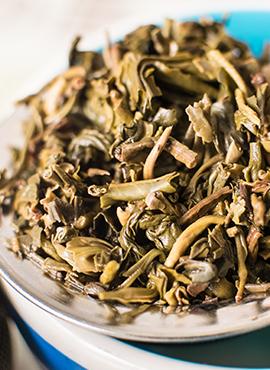 Ziehzeit Grüner Tee