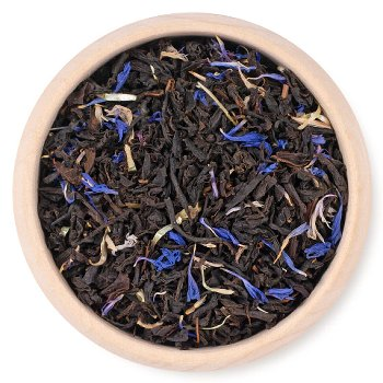 BLACK TEA BLUE EARL GREY