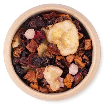 FRUIT TEA CHERRY-BANANA-MIX