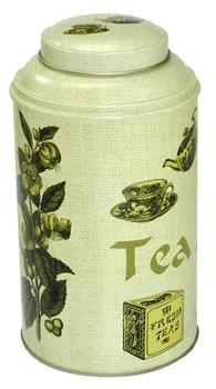 TIN TEA MEMORY LIGHT GREEN 12