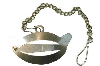 CLICK-CLIP TEA BAG HOLDER