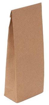 TEA BAG 100G PLAIN KRAFT PAPER