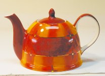 TEAPOT 1.7L RED DREAM 2