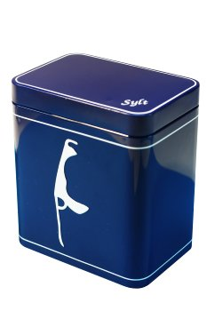 TIN SYLT BLUE/METAL LID 12