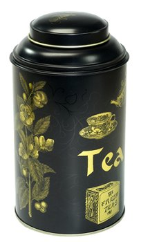 TIN TEA MEMORY BLACK 12