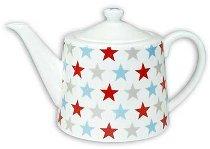 TEA POT 1.2L STARS