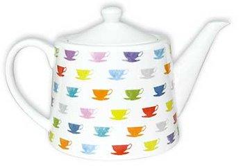TEA POT 1.2L HAPPY CUPS