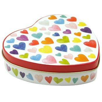 HEART TIN HAPPY HEARTS 12