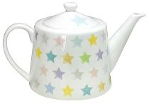 TEA POT 1.2L SHABBY STARS