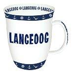MUG LANGEOOG BLUE-WHITE