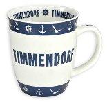 MUG TIMMENDORF BLUE-WHITE