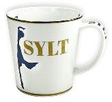 MUG SYLT EDEL / WHITE