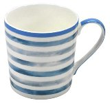 MUG COLOUR STRIPES / BLUE