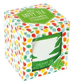 "BOX "" HAPPY TEA"""