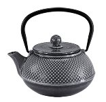 CAST IRON TEAPOT 0.8L GREY