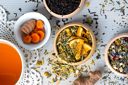 News from the tea kitchen