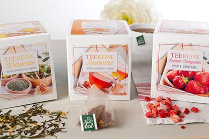 tea box 12 tea bags
