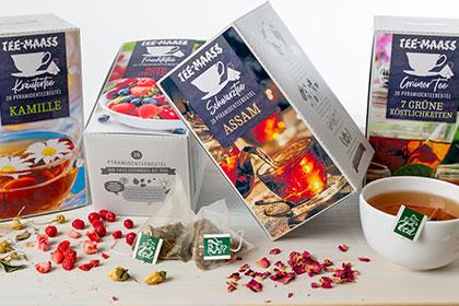 Gift box 20 tea bags