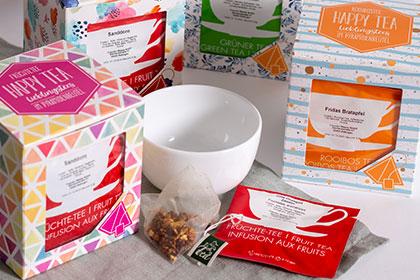 Happy tea box 10 tea bags