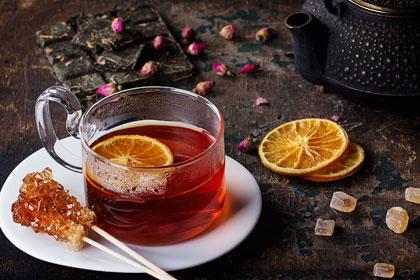Tea sugar