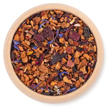 FRUIT TEA BLUEBERRY CREAM