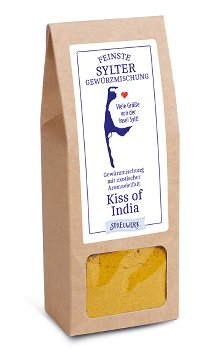 KISS OF INDIA 100g
