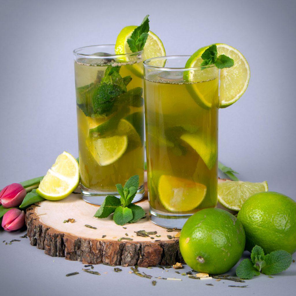 Grüntee Cocktail