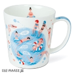 BECHER POOLPARTY