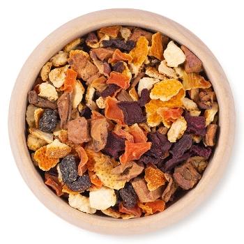 Zimt-Orange Früchtetee