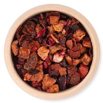 Himbeer-Sahne Früchtetee