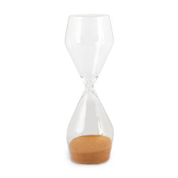 GLASS TIMER, GOLDENER SAND