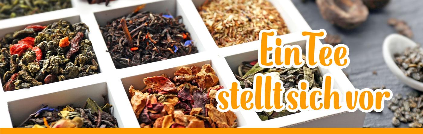 TEE-MAASS - Tee Wissen - Ein Tee stelt sich vor