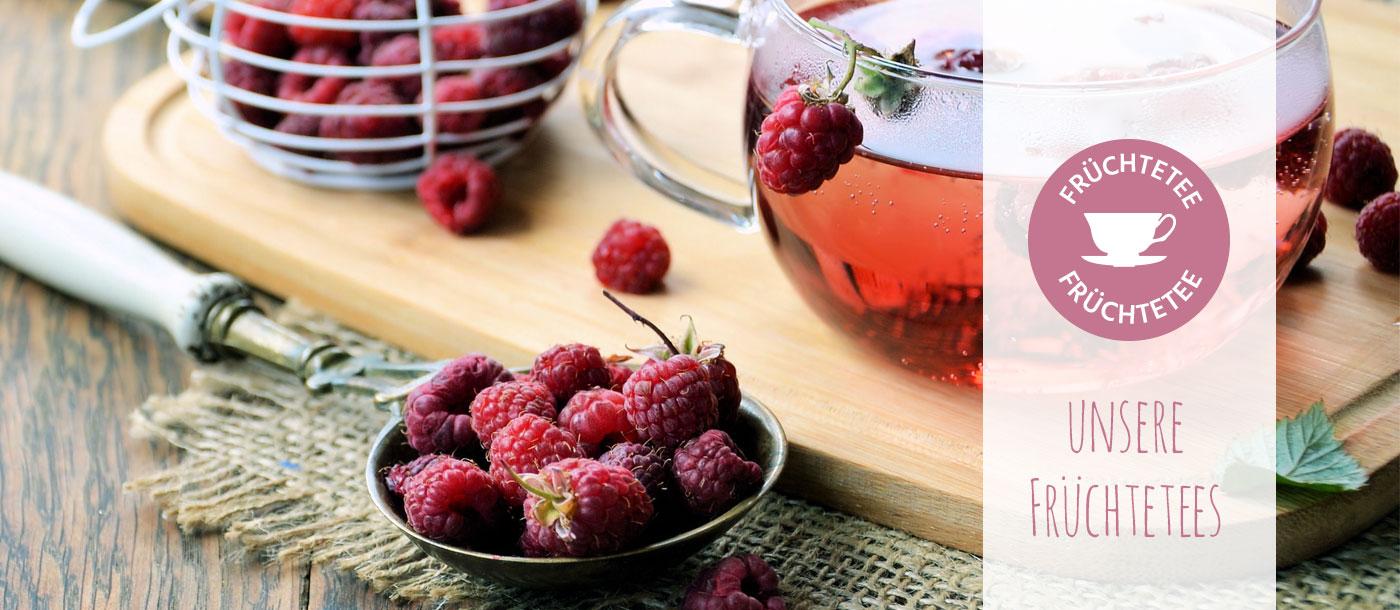 Tee-Maass Früchtetee