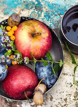 Entwicklung Früchtetee