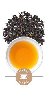 Oolong & Weisser Tee