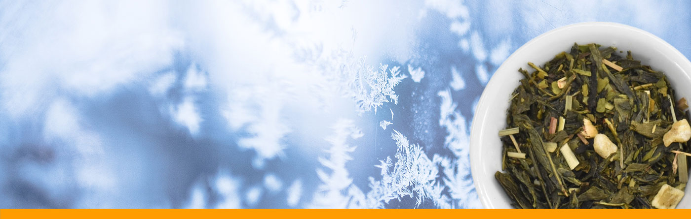 TEE-MAASS Winterlichter Grüntee