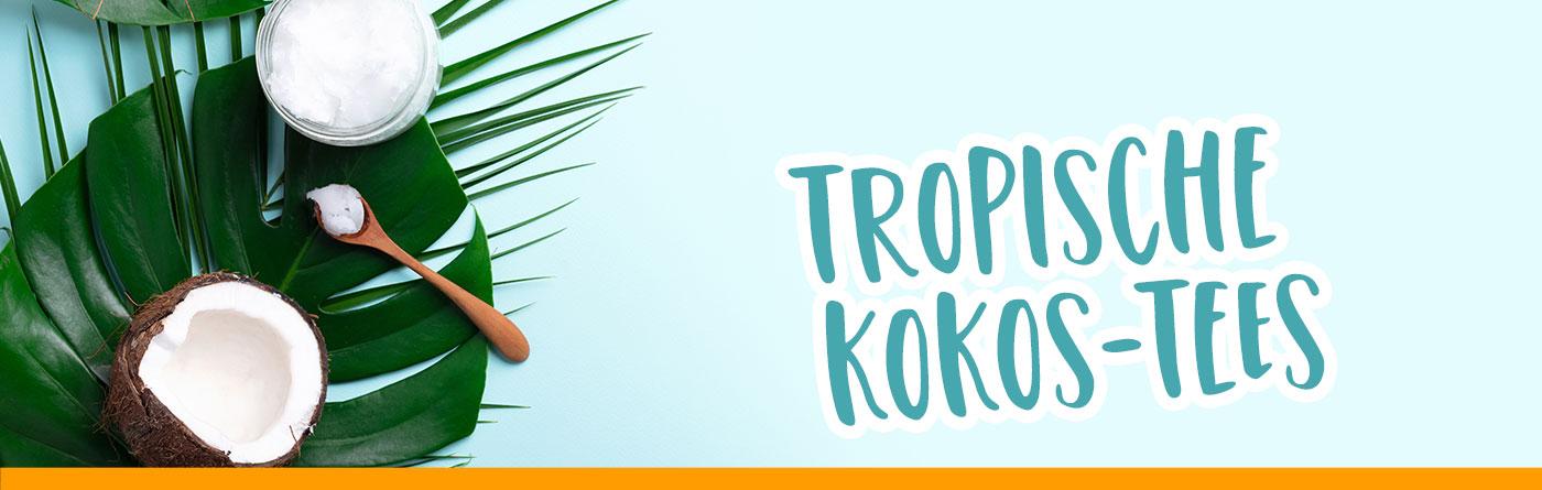 TEE-MAASS - Tropische Kokos tees