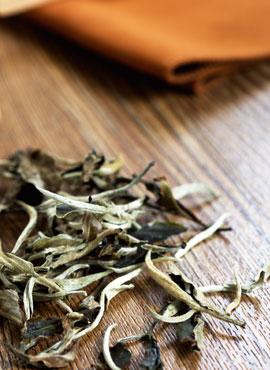 Besonderer Weißer Tee