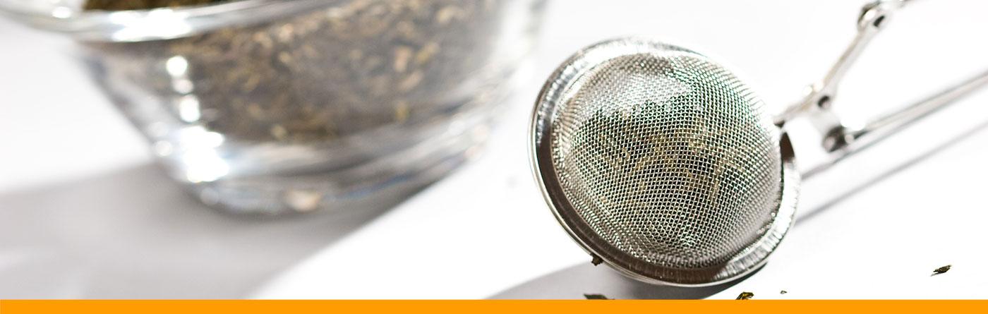 TEE-MAASS - Teezubehör zu reduzierten Preisen