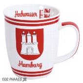 BECHER HAMBURG WEISS-ROT