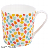 BECHER COLOUR DOTS RAINDROPS