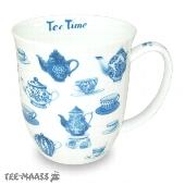 BECHER TEA TIME BLAU