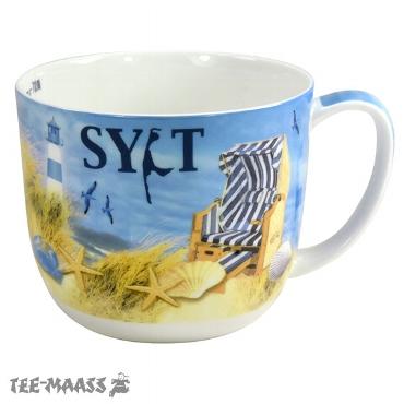JUMBO-BECHER STRAND/SYLT