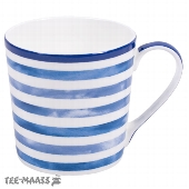 BECHER BLAU COLOUR STRIPES