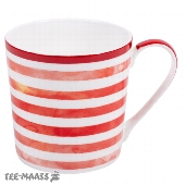 BECHER ROT COLOUR STRIPES