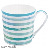 BECHER MINT COLOUR STRIPES