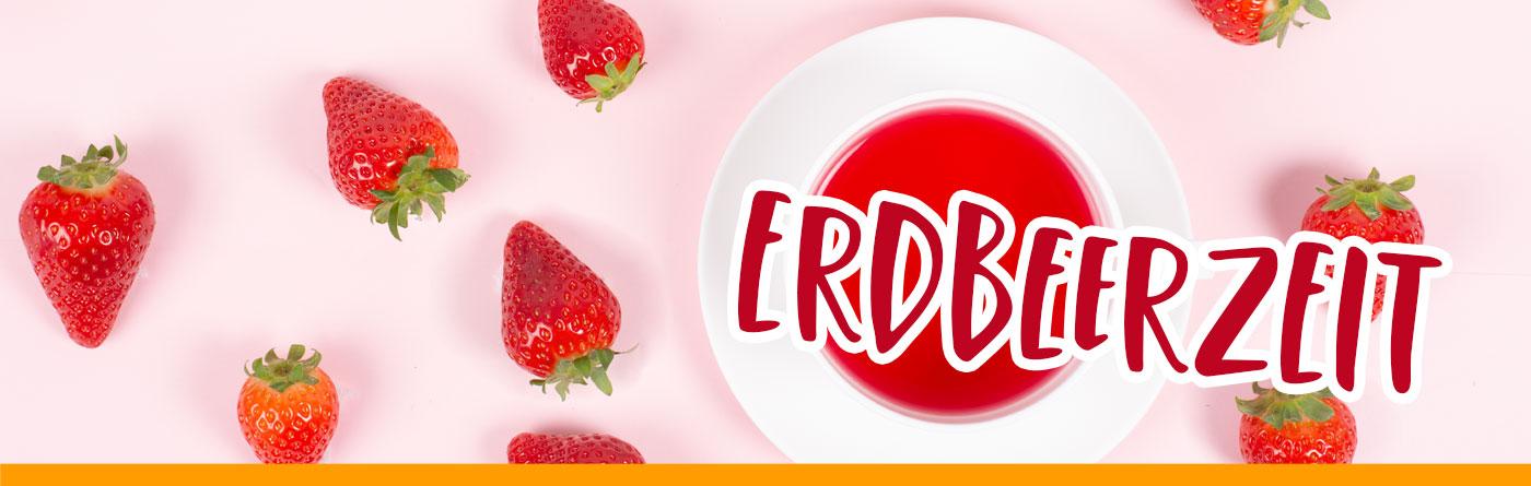 TEE-MAASS Erdbeerzeit